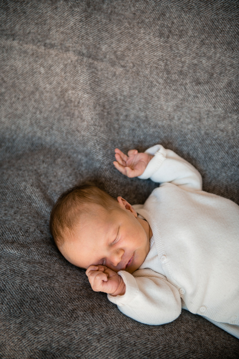 Schlafendes Baby