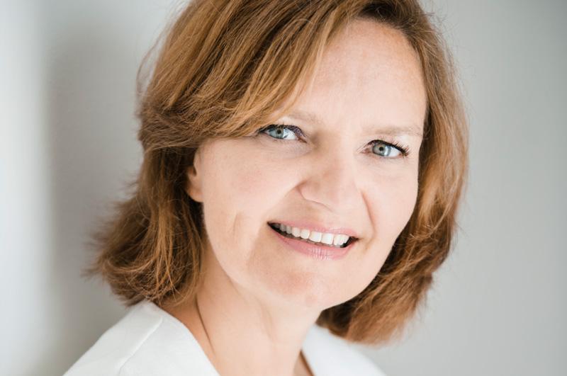 Businessportrait einer Frau